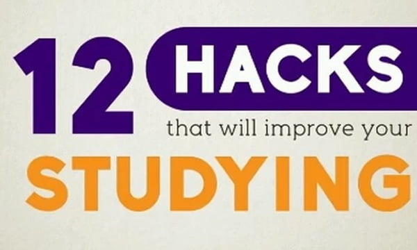 12 Hacks That Will Improve Your Studying.