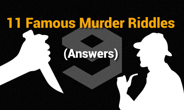 Murder Mystery Riddles with Answers