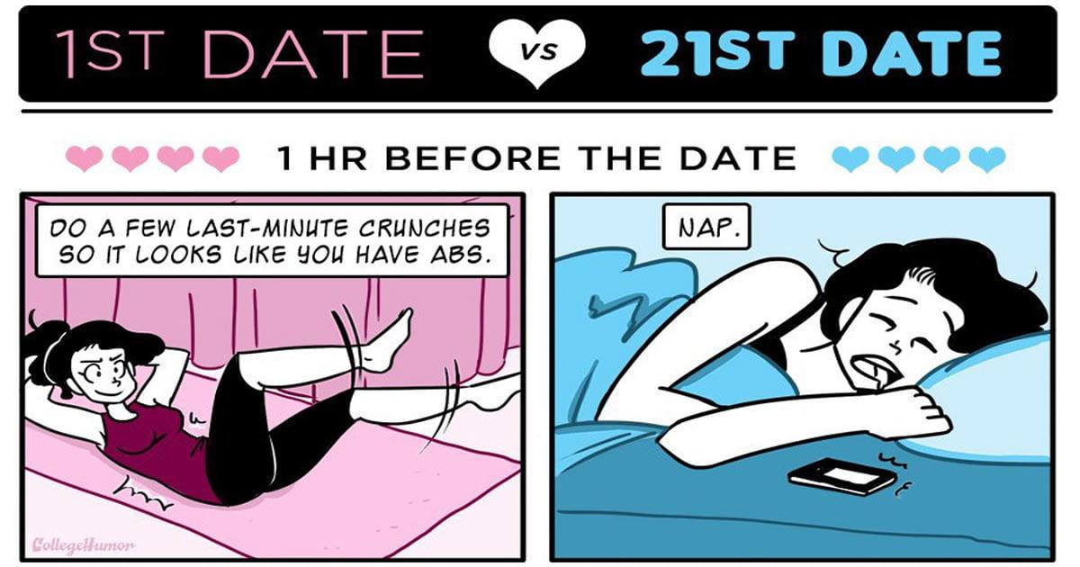 Dating vs friendship