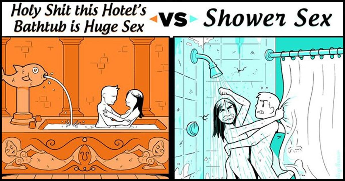 порно комикс в душе № 62364 бесплатно