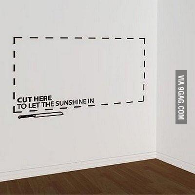 Cut here..