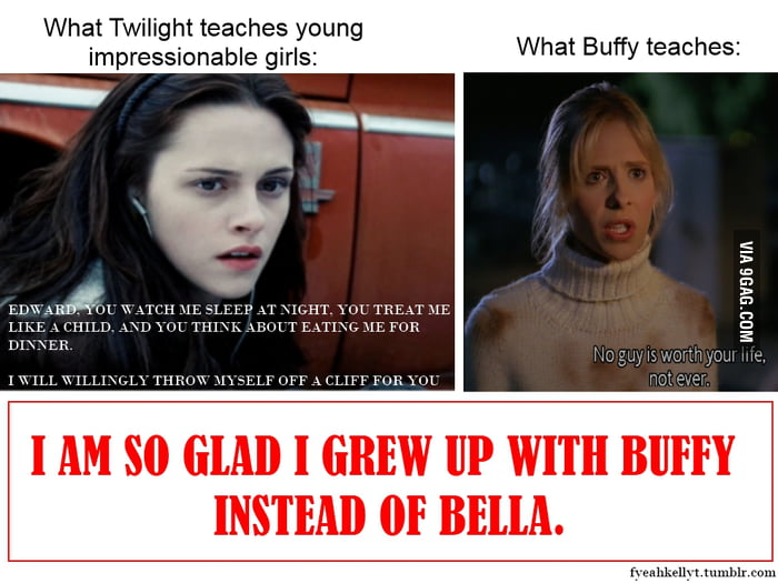I miss Buffy.