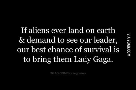 Respect Lady Gaga