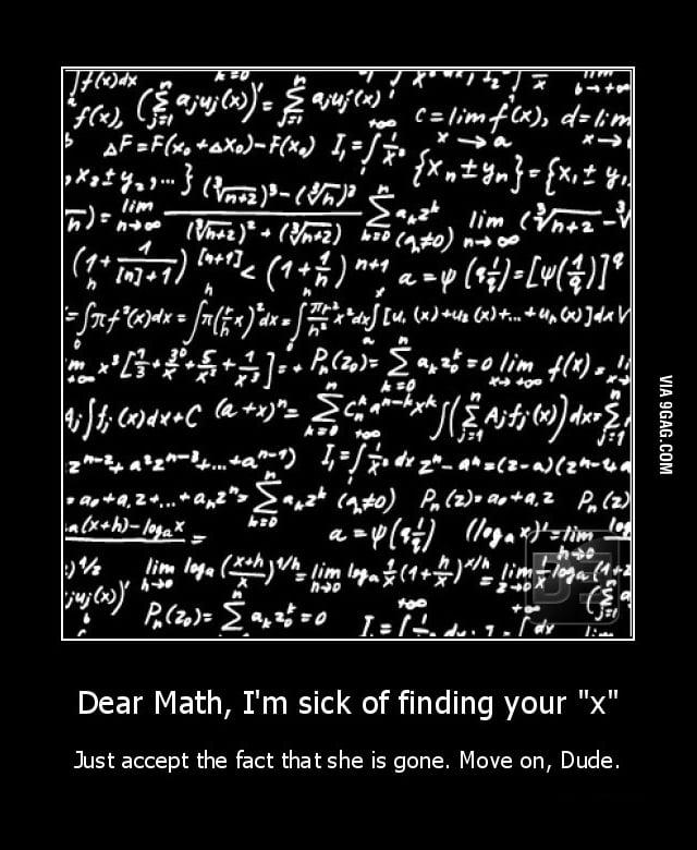 Dear Math Dear Math