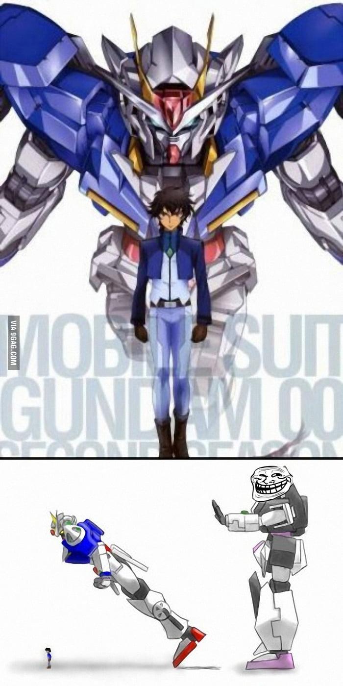 Gundam Troll