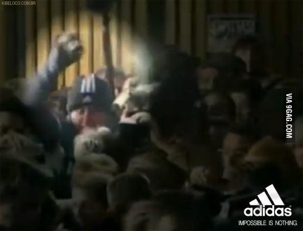 Berlusconi X Adidas