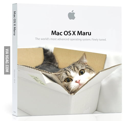 The world's most advanced operating system!