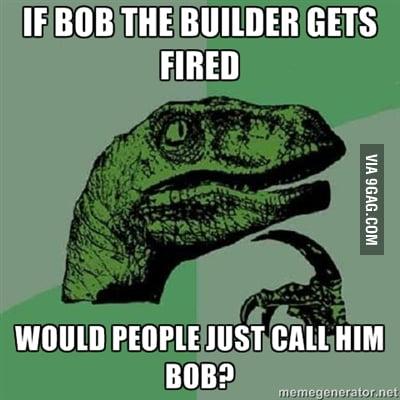 Bob the Unemployed?