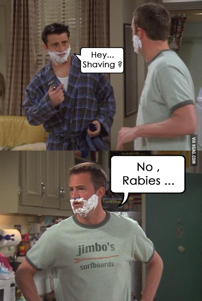Rabies ...