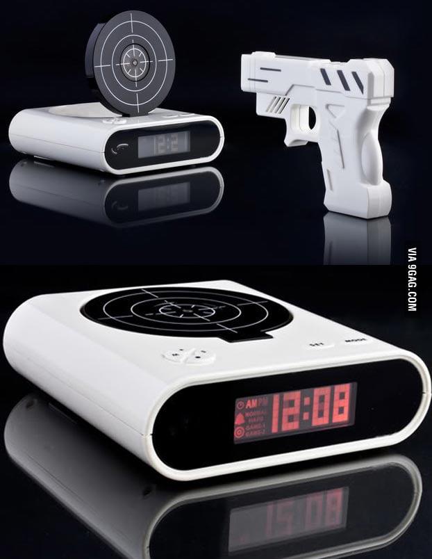 Alarm Clock, WANT