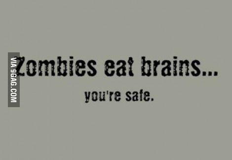 Congratulations! You're safe!