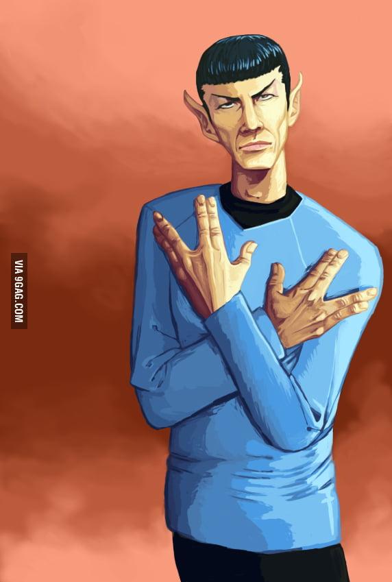 Straight Outta Vulcan