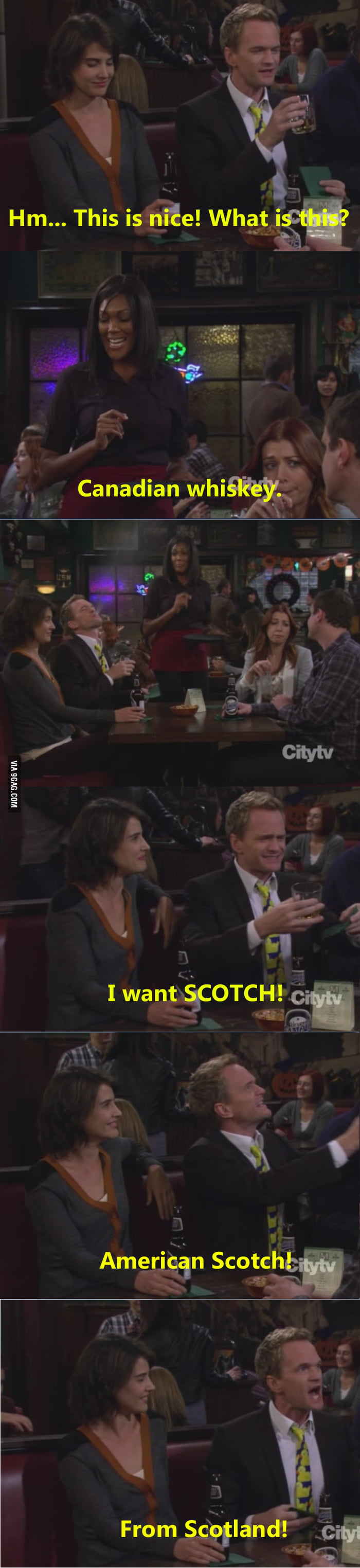 Just Barney being Barney