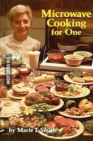World's saddest cookbook