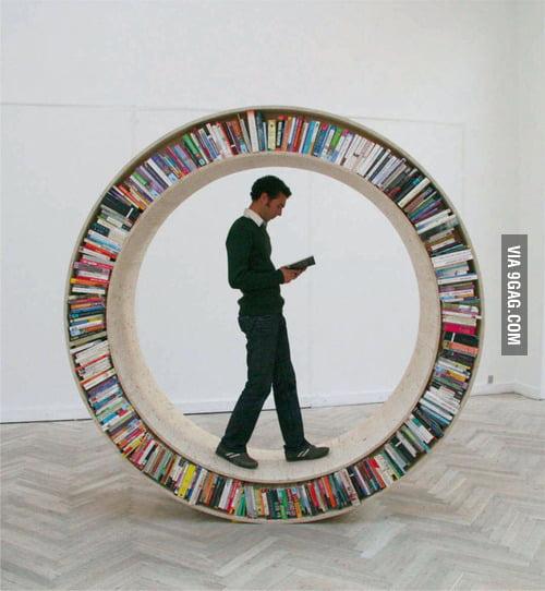 Book Wheel