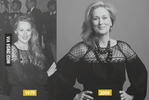 Just Meryl Streep