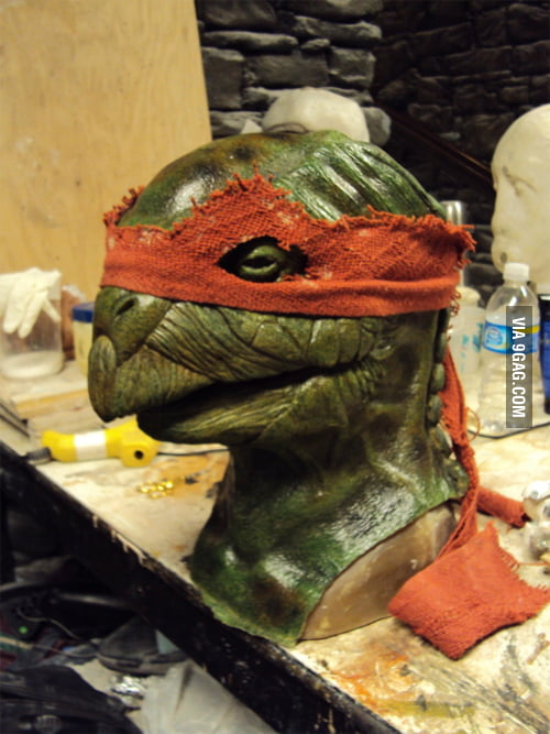 1st Look At New Ninja Turtle?