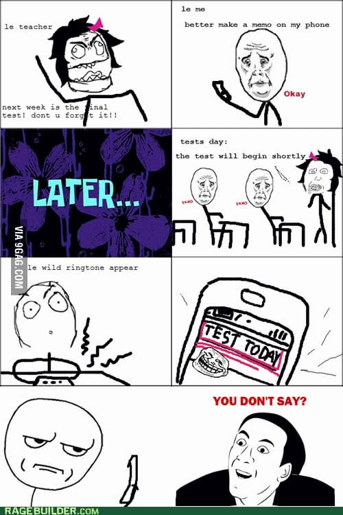 Scumbag phone