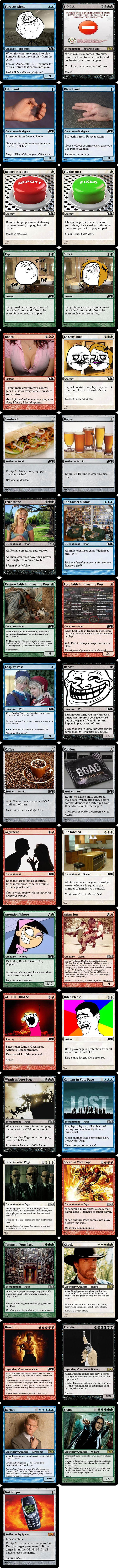 Magic: The Gathering (special edition)