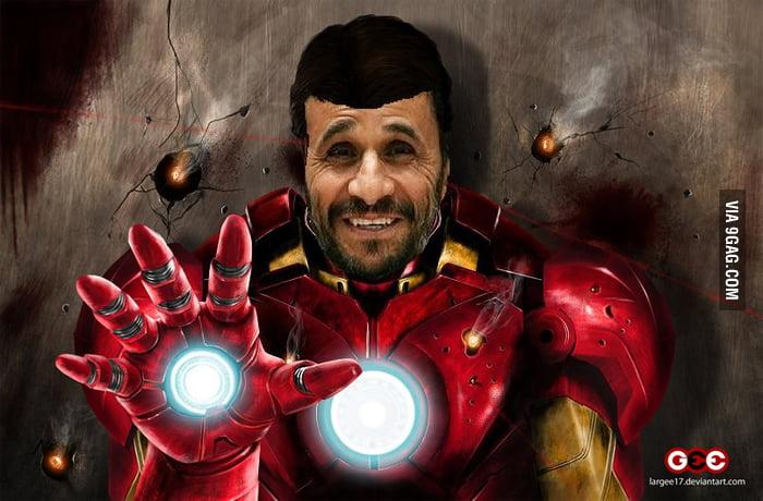 I am Iranman