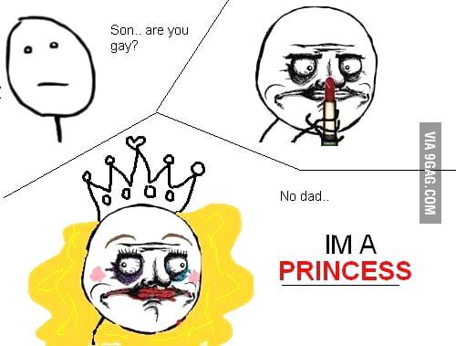 No dad