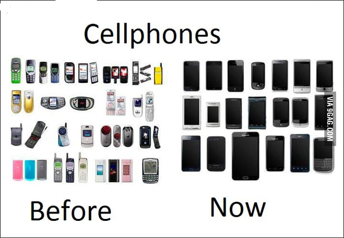 Cellphones - Y U No original!?