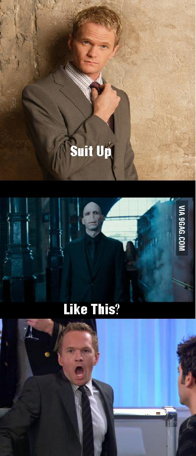 Voldemort simply doesn't get it!