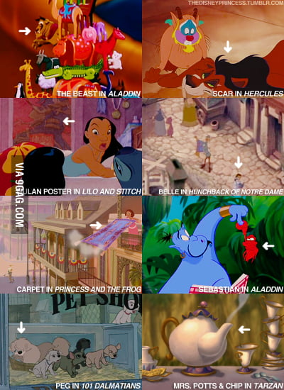 Disney visitors