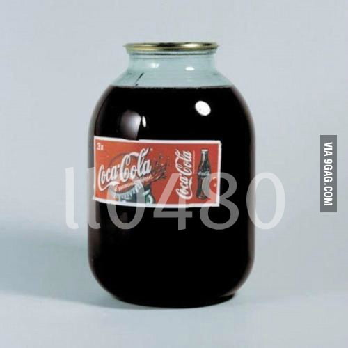 Coca cola in Russia