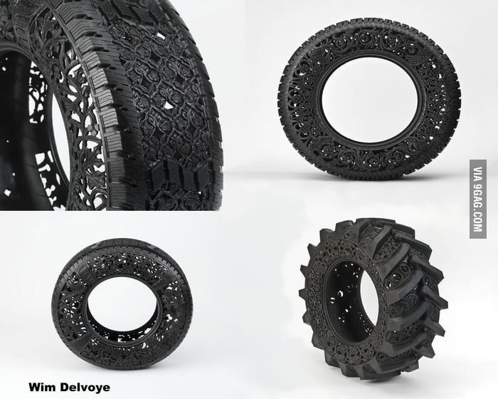 Just Tires.... Whait..... What?!