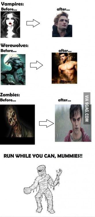 Mummies are next!
