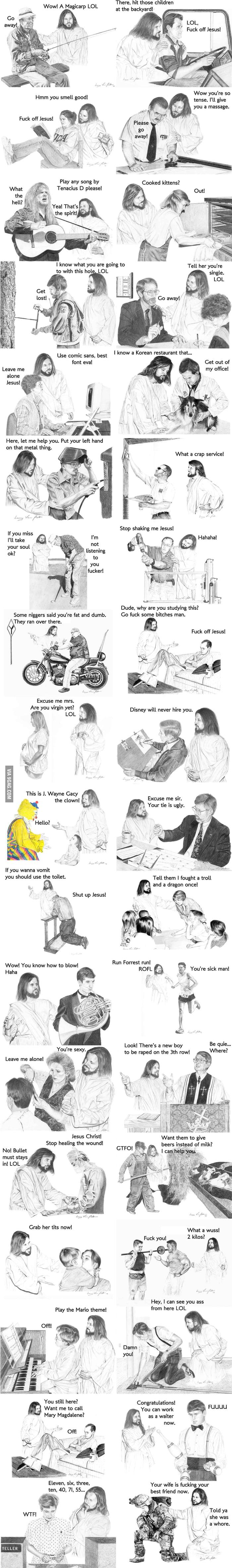 Jesus Troll