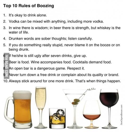 Drinking Win