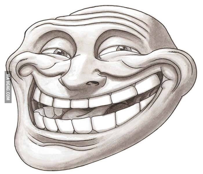 Epic Trollface