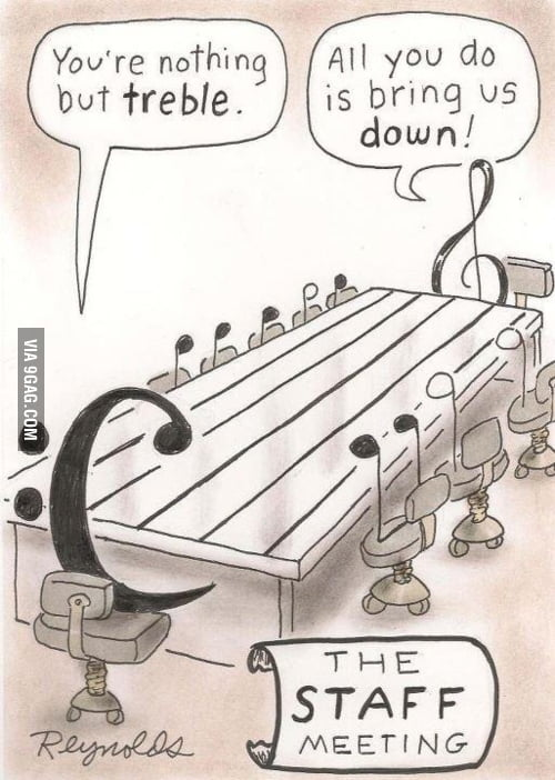 Just music humor