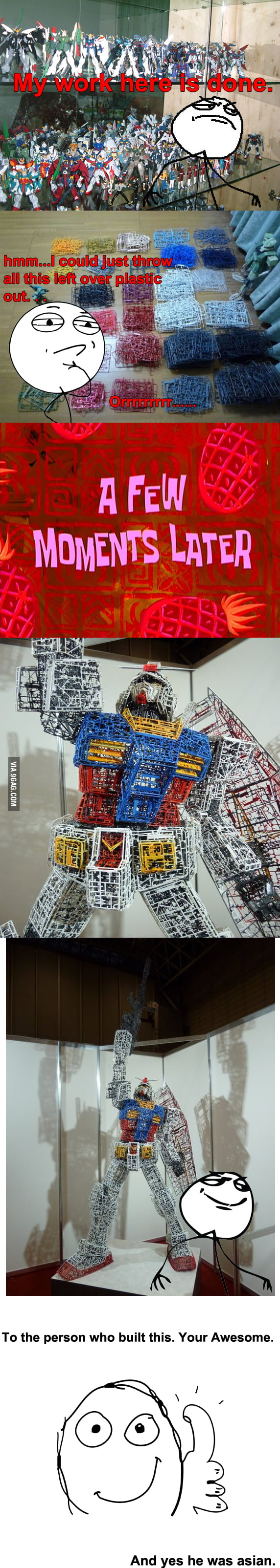 Gundam Level: Recycled