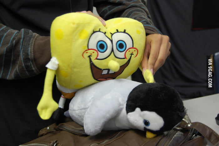 Sex with stuffed aninmals