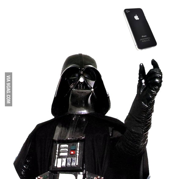 How to hold the iPhone 4