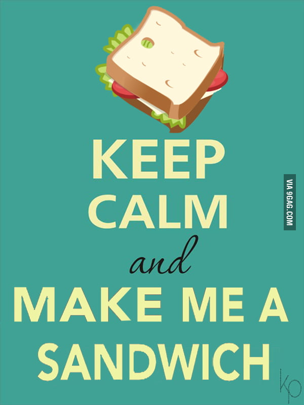 Keep Calm,Woman!