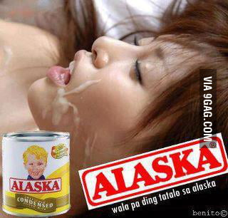 """ALASKA"" cus ""BRAZZERS"" is too mainstream.. XD"