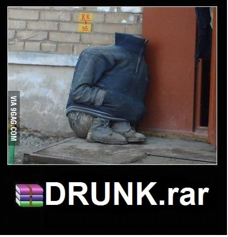 Just some drunk guy :P