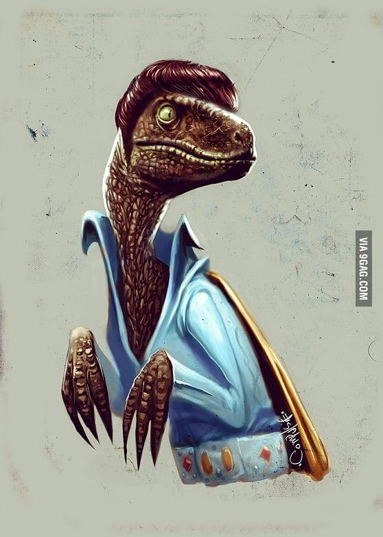 Elvis Raptor
