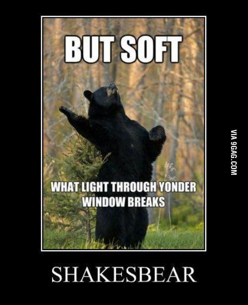 Shakesbear