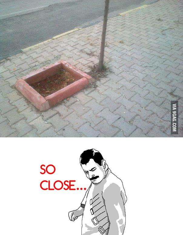 So Close..!!