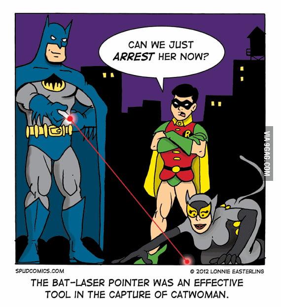 Just batman...
