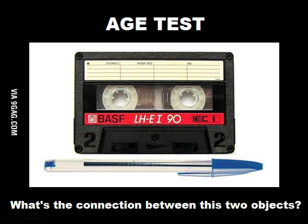 This should be the Age Test on Porn sites