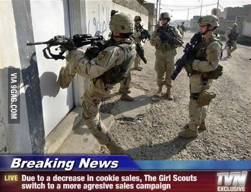 Do you want some cookies?