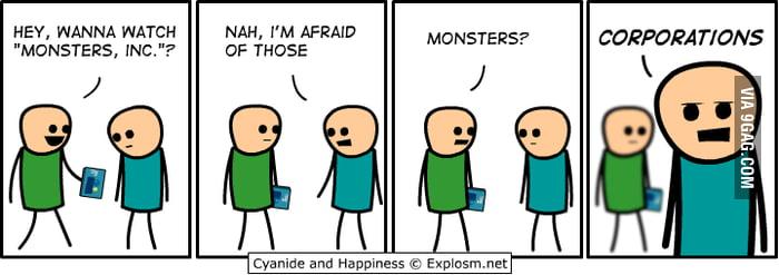 Monsters Inc..