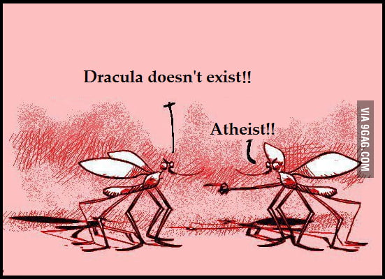 Atheists everywhere
