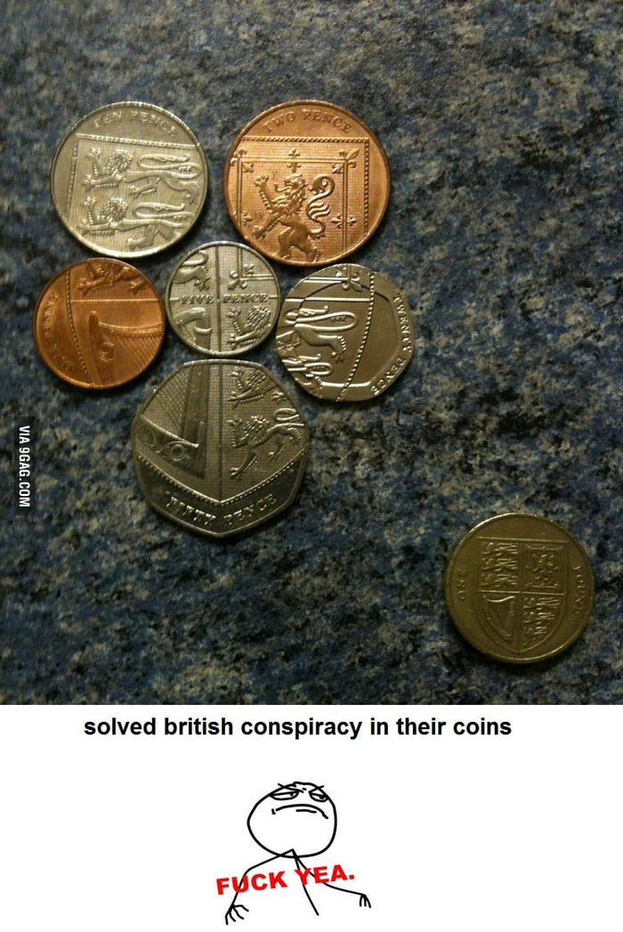 Solved british conspiracy